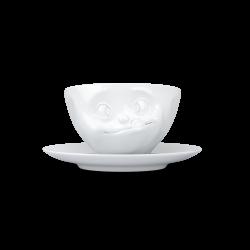 """FIFTYEIGHT Koffiekop """"Lekker"""""""