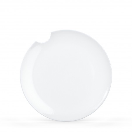 FIFTYEIGHT Dining Plates with bite, 2-piece Set (28cm)