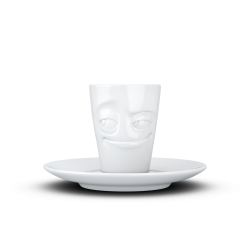"FIFTYEIGHT Espresso Mug ""Impish"""