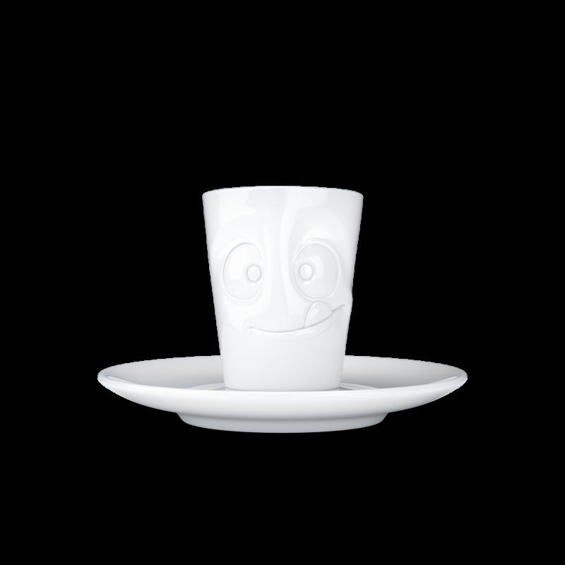 """FIFTYEIGHT Espresso Mug """"Tasty"""""""