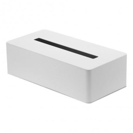 Yamazaki Etui pour Mouchoirs - Tower - Blanc