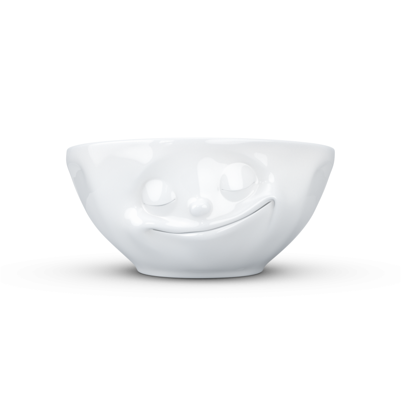 """FIFTYEIGHT Bowl """"Happy"""" - 350ml"""