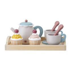 Bloomingville Wooden Tea Set