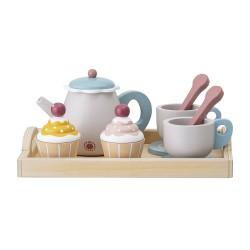 Bloomingville Wooden Tea Set