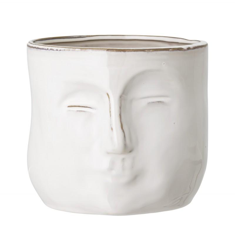 Bloomingville Flowerpot - White