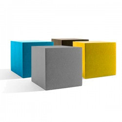 Quinze & Milan Primary Pouf 02