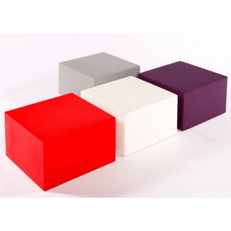 Quinze & Milan Primary Pouf 03