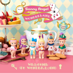 "Sonny Angel ""Wonderland"" (limited edition)"