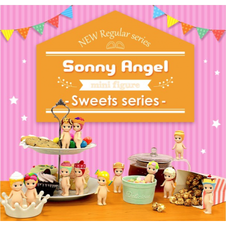 "Sonny Angel ""Sweets"" Series"