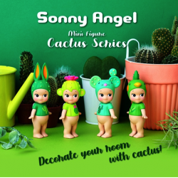 "Sonny Angel ""Cactus"" (limited edition)"