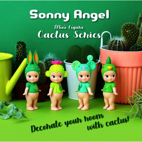 """Sonny Angel """"Cactus"""" (limited edition)"""