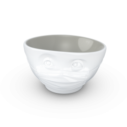 "FIFTYEIGHT Bowl ""Hopeful"" Stone Inside - 500ml"