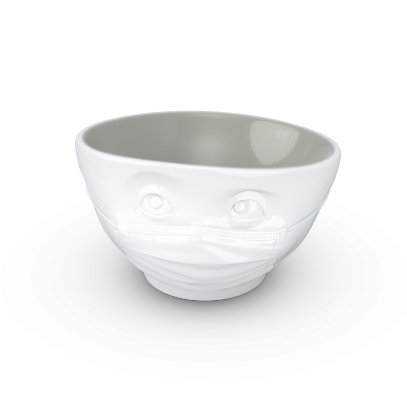 "FIFTYEIGHT Bowl ""Hopeful"" Stone Inside - 500ml"