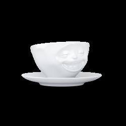FIFTYEIGHT Koffiekop Lachend