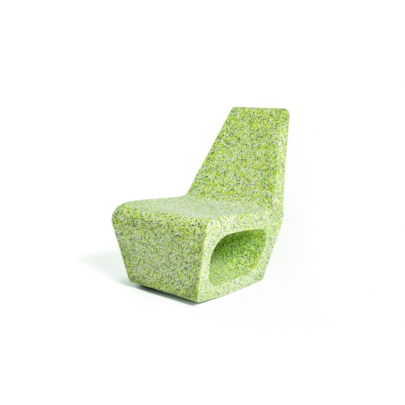 Quinze & Milan Jellyfish Ecopixel Chair - Evergreen