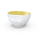 FIFTYEIGHT Bowl, grinning, purple