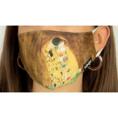 Loqi Masque Buccal Gustav Klimt - The Kiss