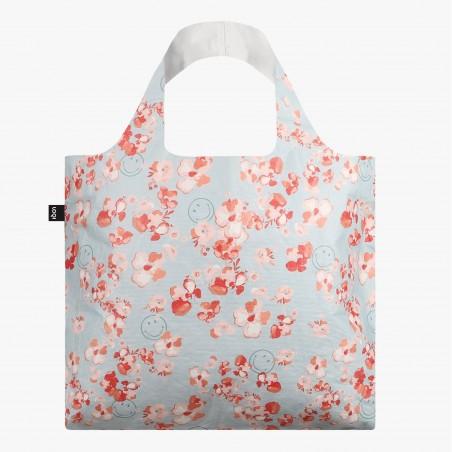 Loqi Shoppingbag Tyvek Blossom