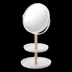 Yamazaki Miroir et Bac d'accessoires Tosca
