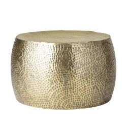 Bloomingville Hella Coffee Table - Brass