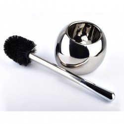 Mondex Toiletbrush GABI silver