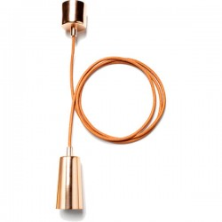 Plumen Drop Cap - Copper