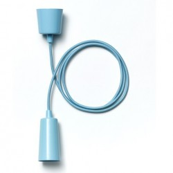 Plumen Drop Cap - Pastel Blue