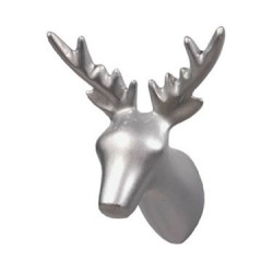 The ZOO Coat Hook Dear Deer - Grey