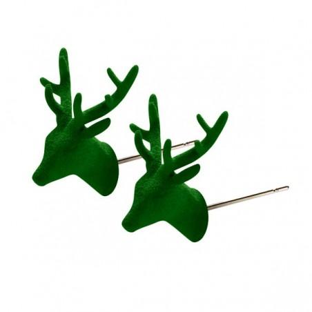 MC oh deer! Heads - Groen