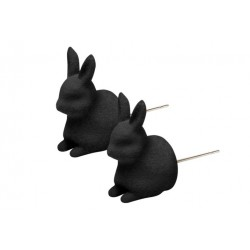 MC Bunny hop Heads - Black