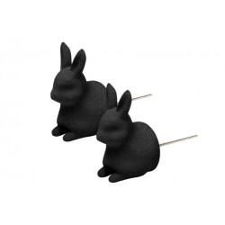 MC Bunny hop Heads - Noir