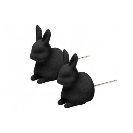 MC Bunny hop Heads - Zwart