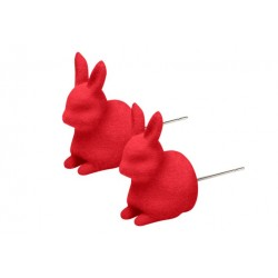 MC Bunny hop Heads - Red