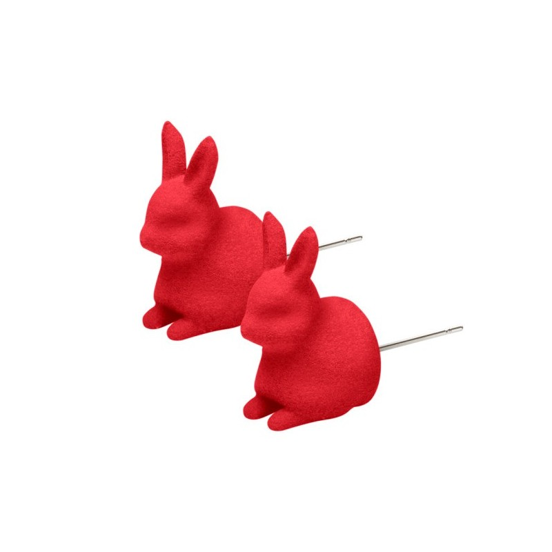 MC Bunny hop Heads - Rouge