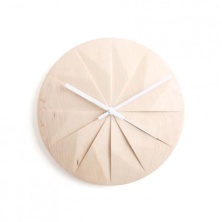 Pana Objects Shady Wall Clock - white