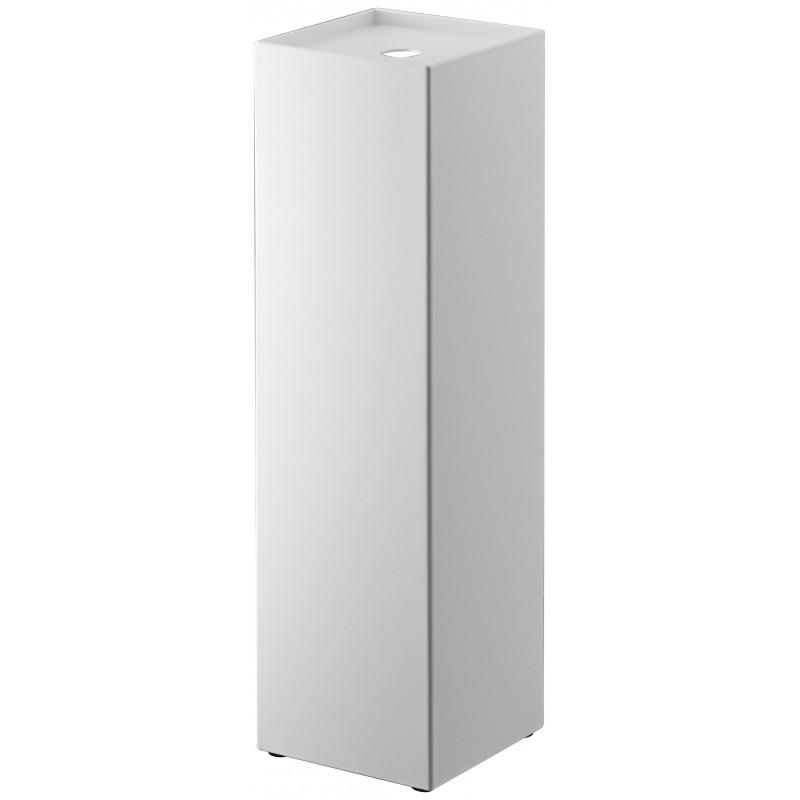 Yamazaki Tower Porte-papier Toilette Fermé - Blanc