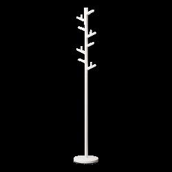 Yamazaki Branch Pole Portemanteau - Blanc