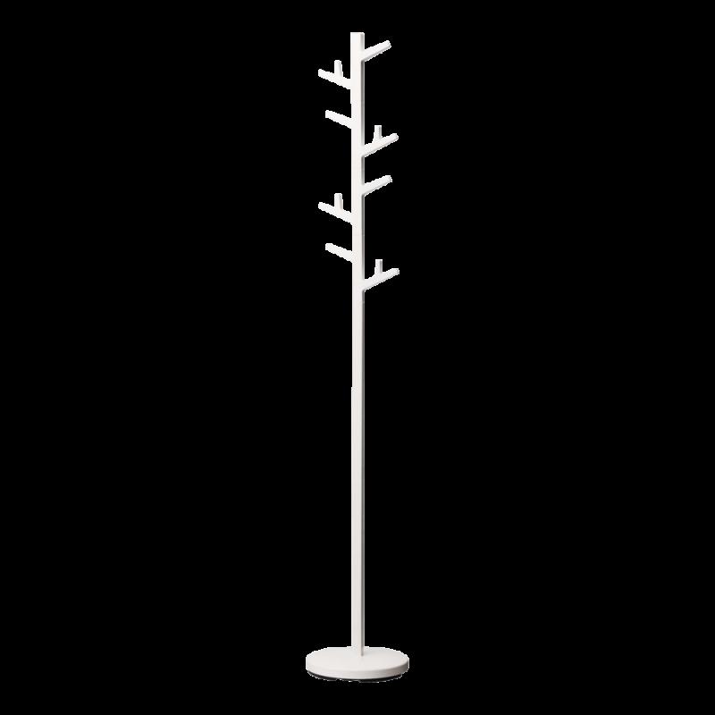 Yamazaki Branch Pole Kapstok - Wit