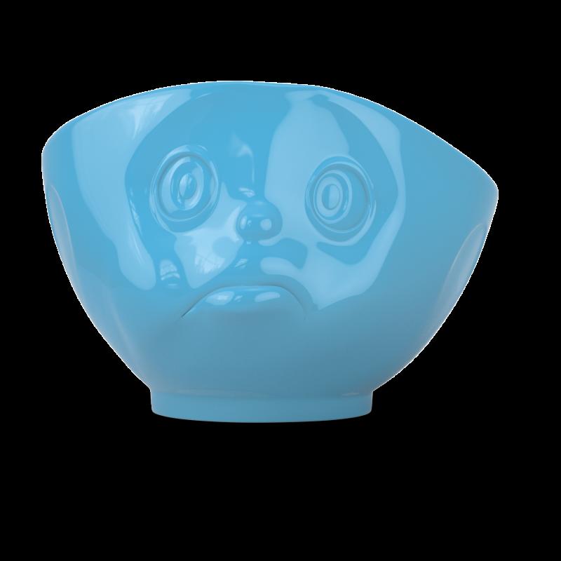 "FIFTYEIGHT Bowl ""Sulking"" - Blue - 500ml"
