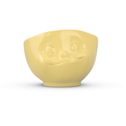 "FIFTYEIGHT Bowl ""Tasty"" - Yellow - 500ml"