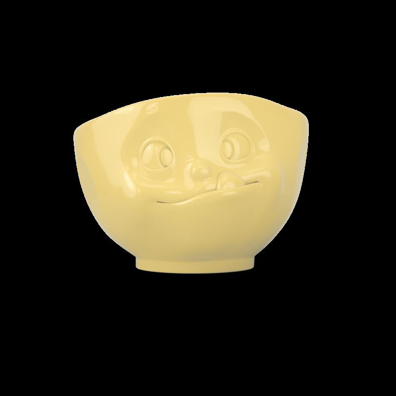 "FIFTYEIGHT Bowl ""Tasty"" - Yellow - 500ml"