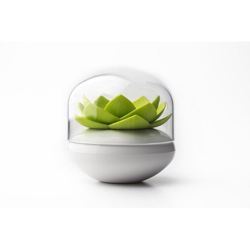 Qualy Lotus Wattenstaafjeshouder - Groen
