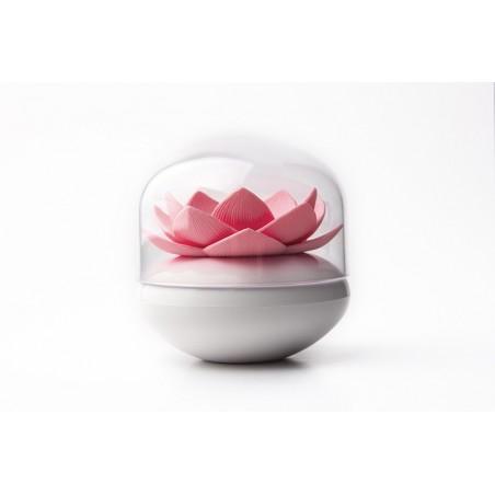 Qualy Lotus Porte-coton-tige - Rose