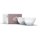 FIFTYEIGHT Cup, kissing, white