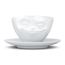 "FIFTYEIGHT Coffee Cup ""Grinning"""