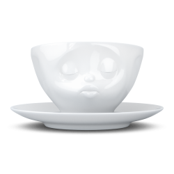 "FIFTYEIGHT Coffee Cup ""Kissing"""