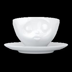 """FIFTYEIGHT Koffiekop """"Kussend"""""""