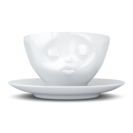 """FIFTYEIGHT Coffee Cup """"Kissing"""""""