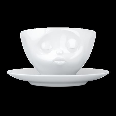 "FIFTYEIGHT Tasse de Café ""Bisou"""
